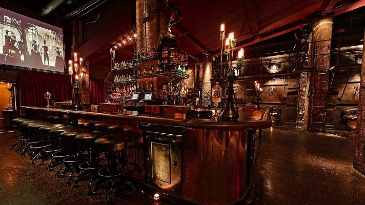 Discover the hidden bars of los angeles entdecke